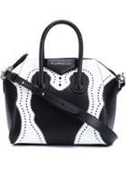 Givenchy Mini 'antigona Brogue' Bag