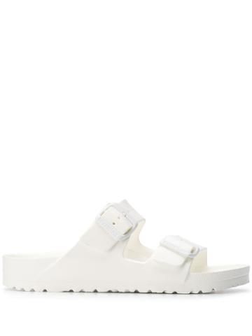 Birkenstock Arizona Slippers - White