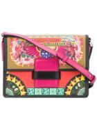 Etro Printed Cross Body Bag - Multicolour