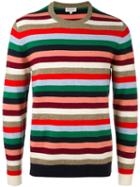 Paul & Joe Striped Pullover