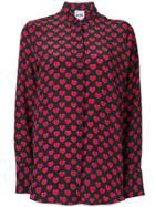 Aybi Heart Print Shirt - Multicolour