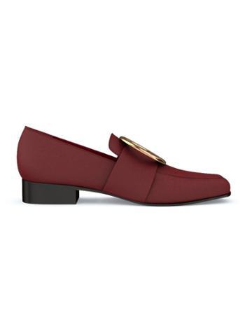 Dorateymur Customisable Harput Loafers - Red