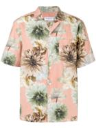 President's Floral Print Shirt - Pink