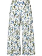 Vivetta Arturo Printed Trousers - White
