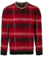 No21 Patterned Sweater - Red