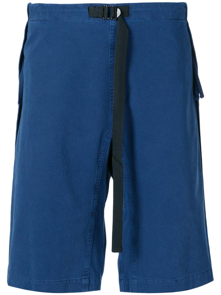 Stella Mccartney Casual Adjustable Shorts - Blue
