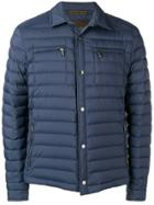 Moorer Padded Jacket - Blue