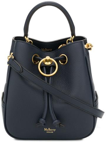 Mulberry Hampstead Bucket Bag - Blue