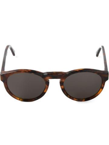 Retro Super Future 'delray' Sunglasses