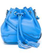 Rebecca Minkoff Bucket Crossbody Bag, Women's, Blue