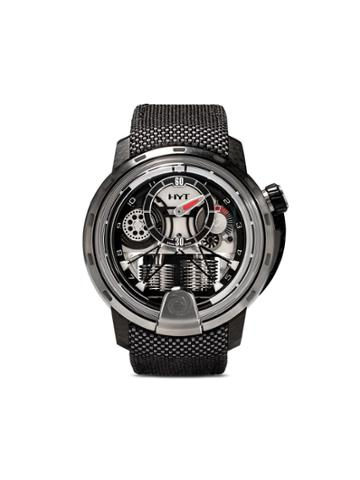 Hyt H1 Alinghi Watch - Black