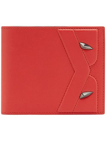 Fendi Wallet - Red