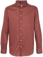 Etro Printed Shirt - Red