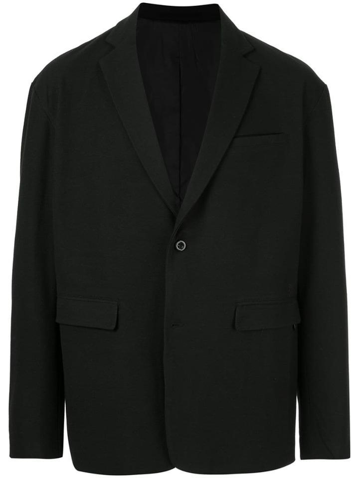 Makavelic Tailored Blazer - Black