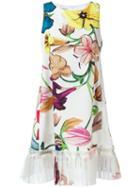Dondup Sleeveless Printed Dress