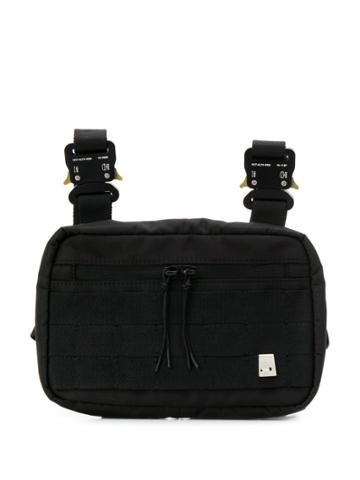 1017 Alyx 9sm Zipped Messenger Bag - Black