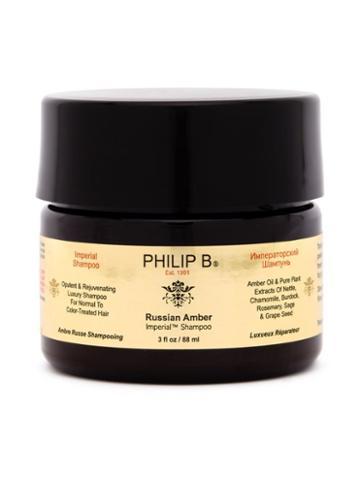 Philip B Russian Amber Imperial Shampoo, Black