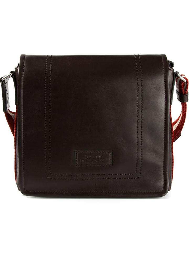 Bally Medium Messenger Bag