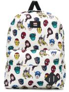Vans Vans X Marvel Avengers Backpack - White