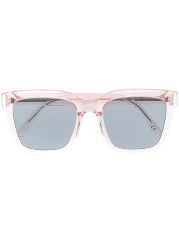 Retrosuperfuture Square Frame Sunglasses - Pink