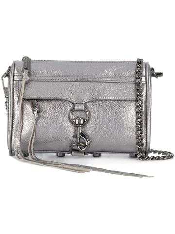 Rebecca Minkoff Hook Crossbody Bag - Metallic