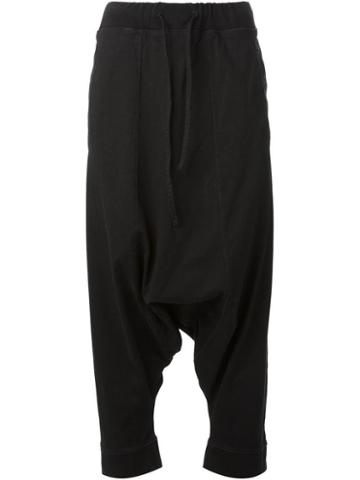 Rundholz Drop-crotch Trousers
