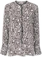 Dorothee Schumacher Patterned Blouse - White