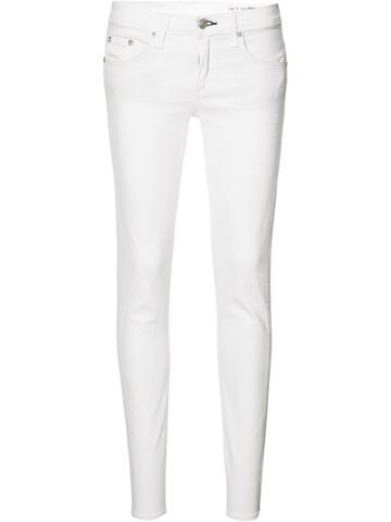 Rag & Bone /jean Skinny Jeans - White