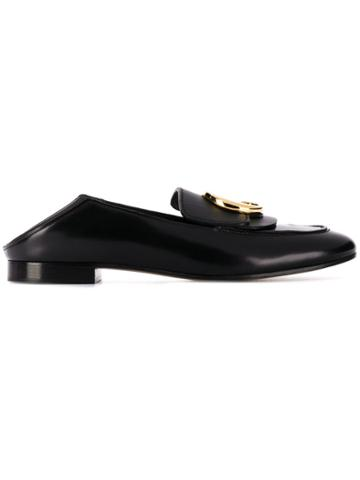 Chloé Chloé Loafers - Black