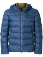 Blauer Padded Jacket - Blue