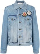 Faith Connexion Paris Denim Jacket - Blue
