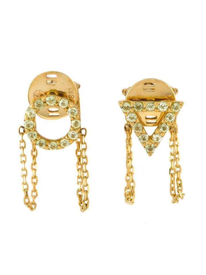 Gisele For Eshvi 'august' Earrings