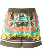 Marco Bologna Printed Shorts
