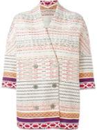 Miahatami Double Breasted Jacket