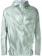 Satisfy Hooded Wind Breaker Jacket