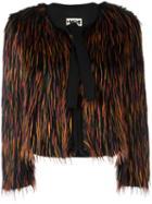 Hache Faux Fur Jacket