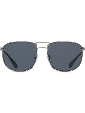 Prada Eyewear Prada Eyewear Collection Sunglasses - Metallic