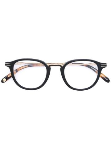 Garrett Leight - 'hampton' Glasses - Unisex - Acetate - 45, Black, Acetate