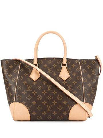 Louis Vuitton Vintage Phenix Mm 2way Hand Tote Bag - Brown