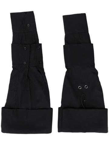 Delada Adjustable Layered Sleeves - Black
