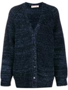 Marni Oversized Cardigan - Blue