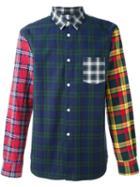 Comme Des Garçons Shirt Checked Shirt