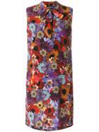 Diesel Floral Sleeveless Dress - Multicolour
