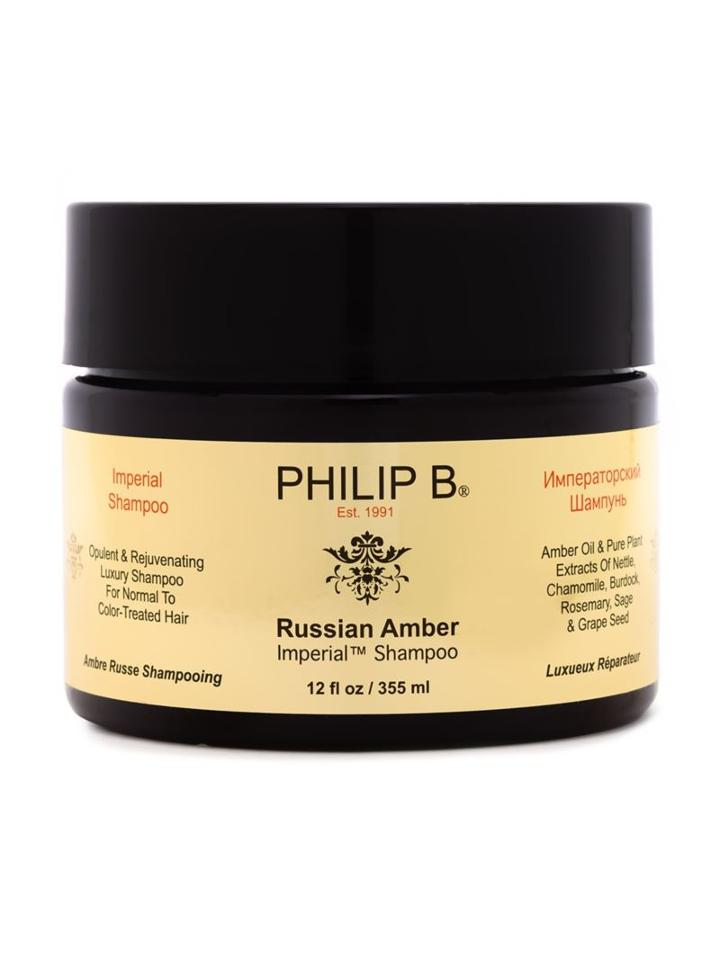 Philip B Russian Amber Imperial Shampoo, Brown