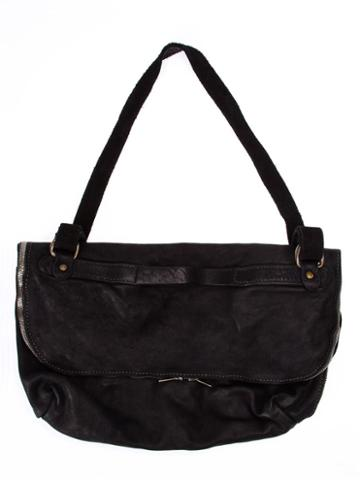 Guidi Flap Shoulder Bag