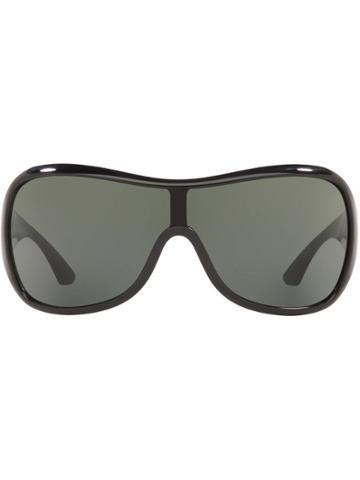 Sarah Jessica Parker X Sunglass Hut Round-frame Oversized Sunglasses -