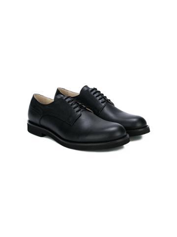 Andrea Montelpare Derby Shoes - Black