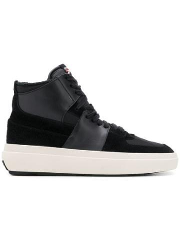 Represent Represent 112alphamid Black Leather/fur/exotic