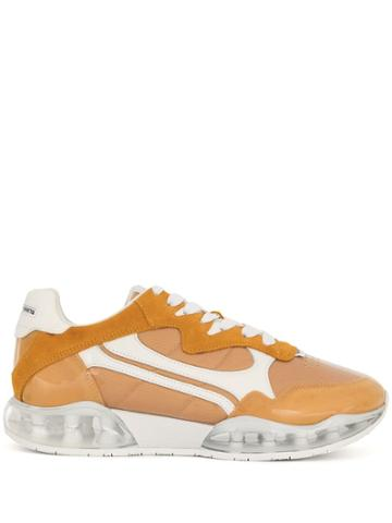 Alexander Wang Panelled Sneakers - Yellow