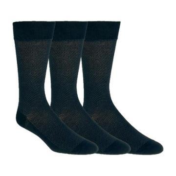 Florsheim 3-pack Pin Dot Mens Socks